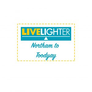 LiveLighter Northam to Toodyay